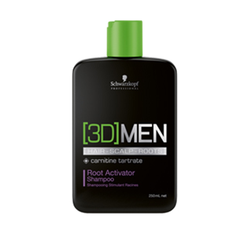 3dmencare activatingshampoo 250ml
