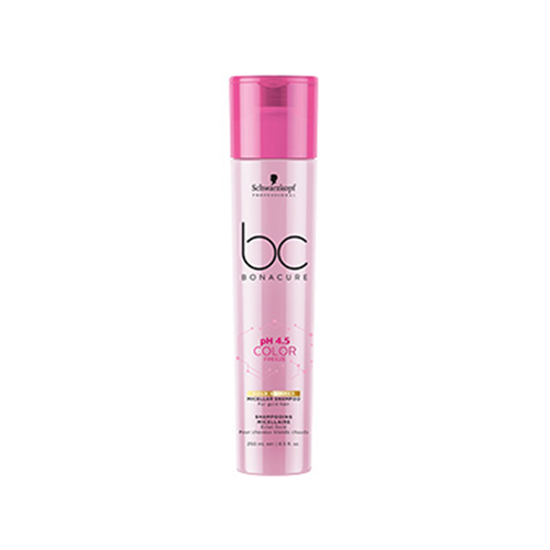 bccf goldshampoo 250ml